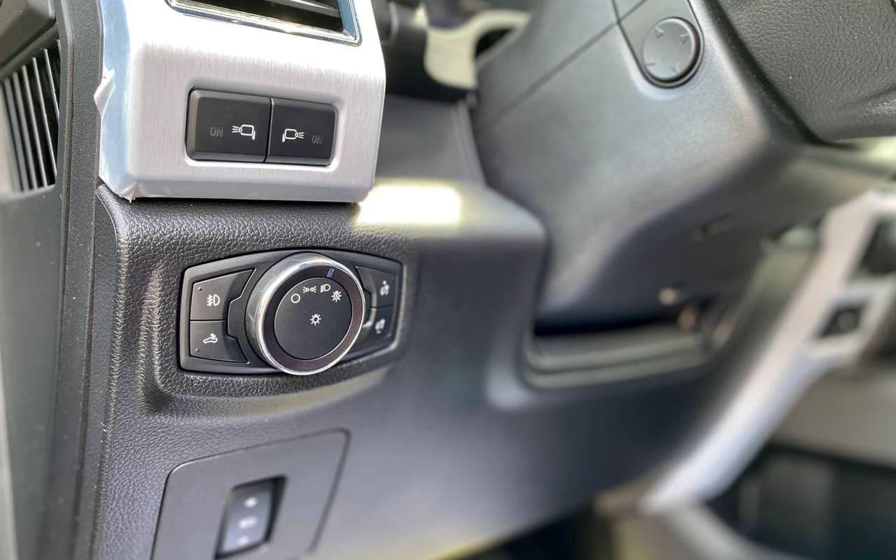 Ford F-150 Lariat 2017 фото №19