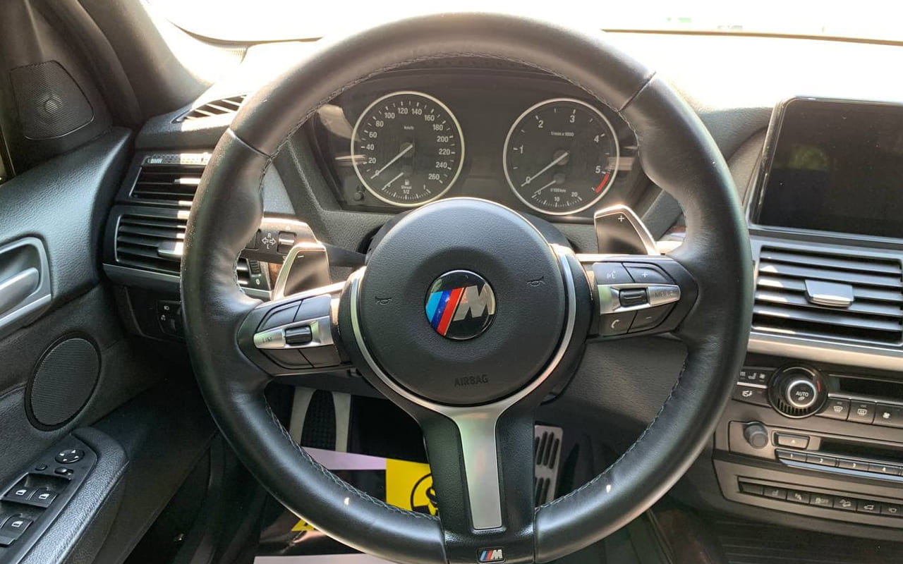 BMW X5 2011 фото №14