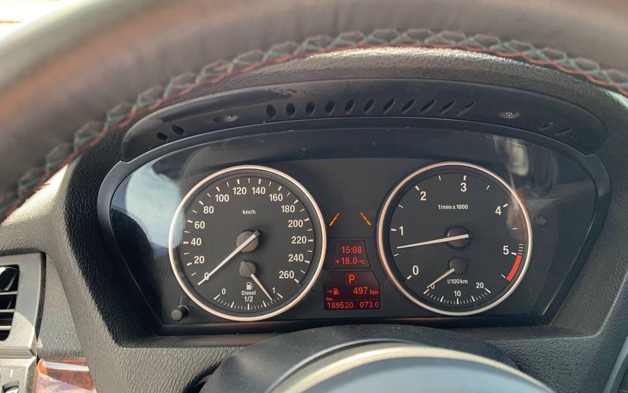 BMW X5 2011 фото №15