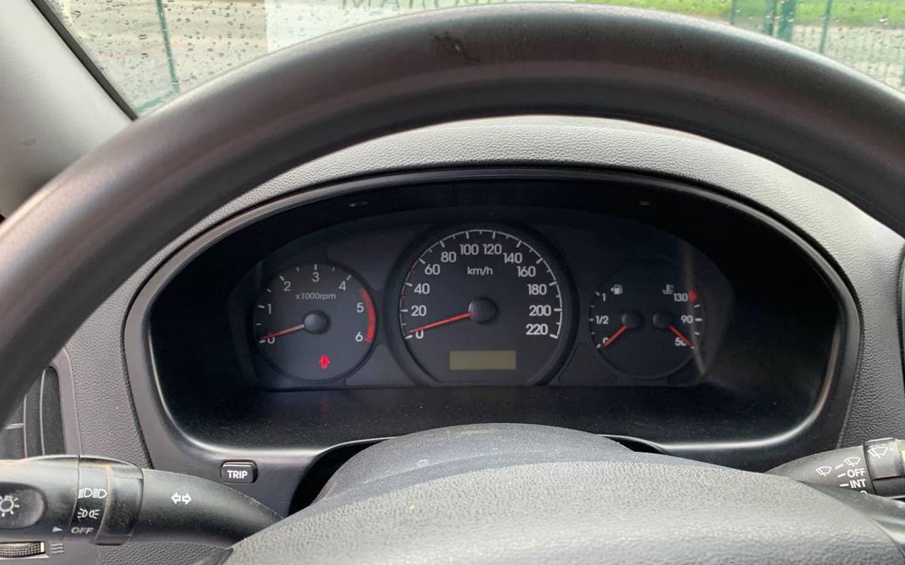 Hyundai H-1 2008 фото №14