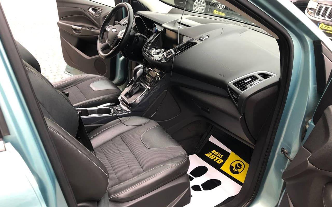 Ford Escape Titanium 2013 фото №16