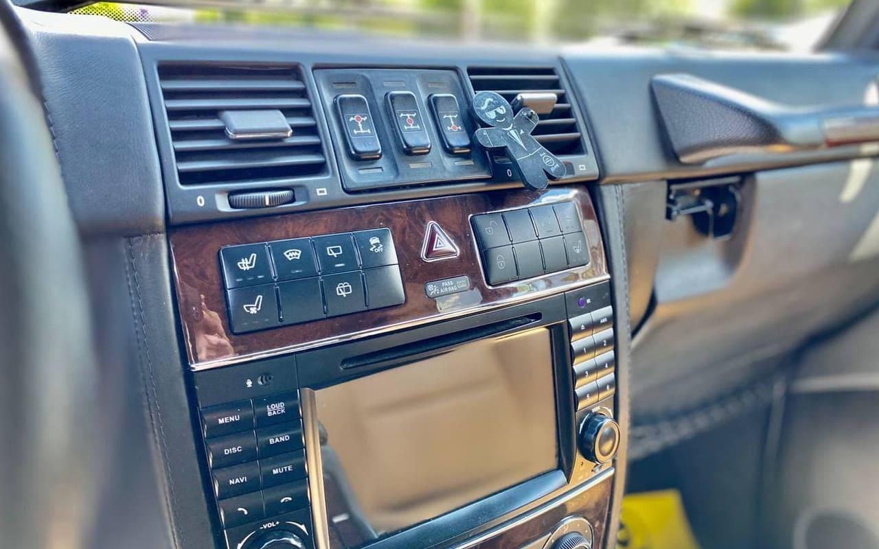 Mercedes-Benz G 400 Designo 2001 фото №16