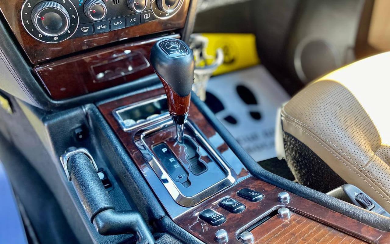 Mercedes-Benz G 400 Designo 2001 фото №17