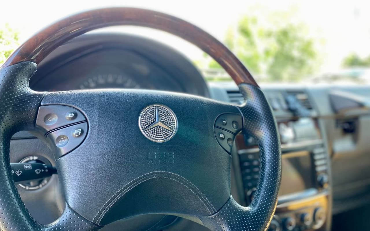 Mercedes-Benz G 400 Designo 2001 фото №18