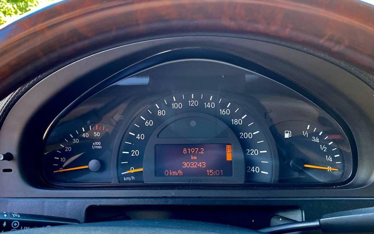 Mercedes-Benz G 400 Designo 2001 фото №19