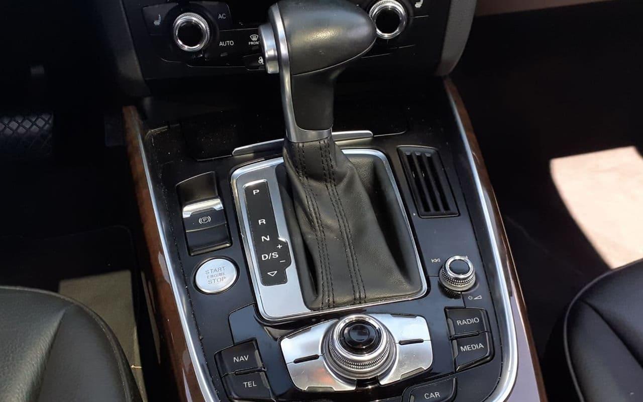 Audi Q5 2013 фото №12
