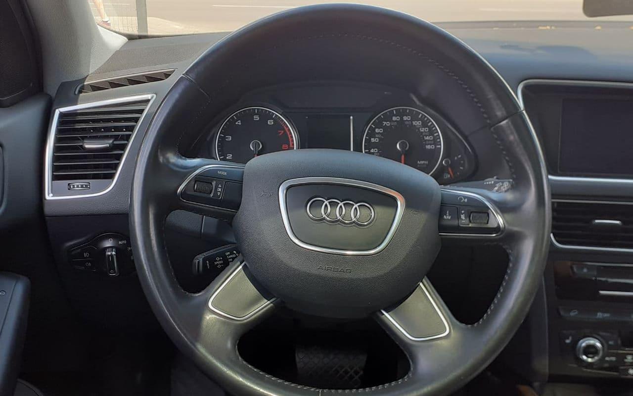 Audi Q5 2013 фото №13
