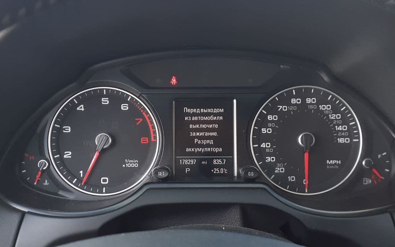 Audi Q5 2013 фото №14