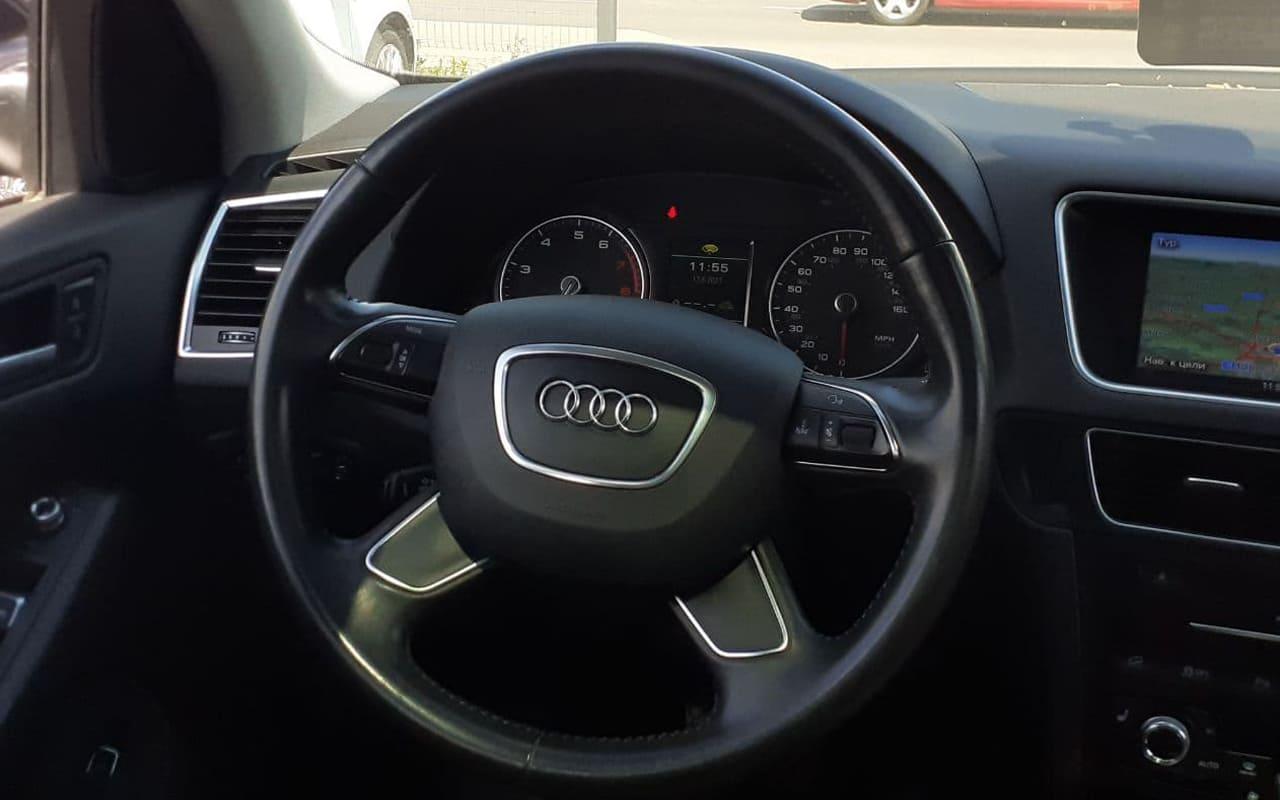 Audi Q5 2013 фото №15