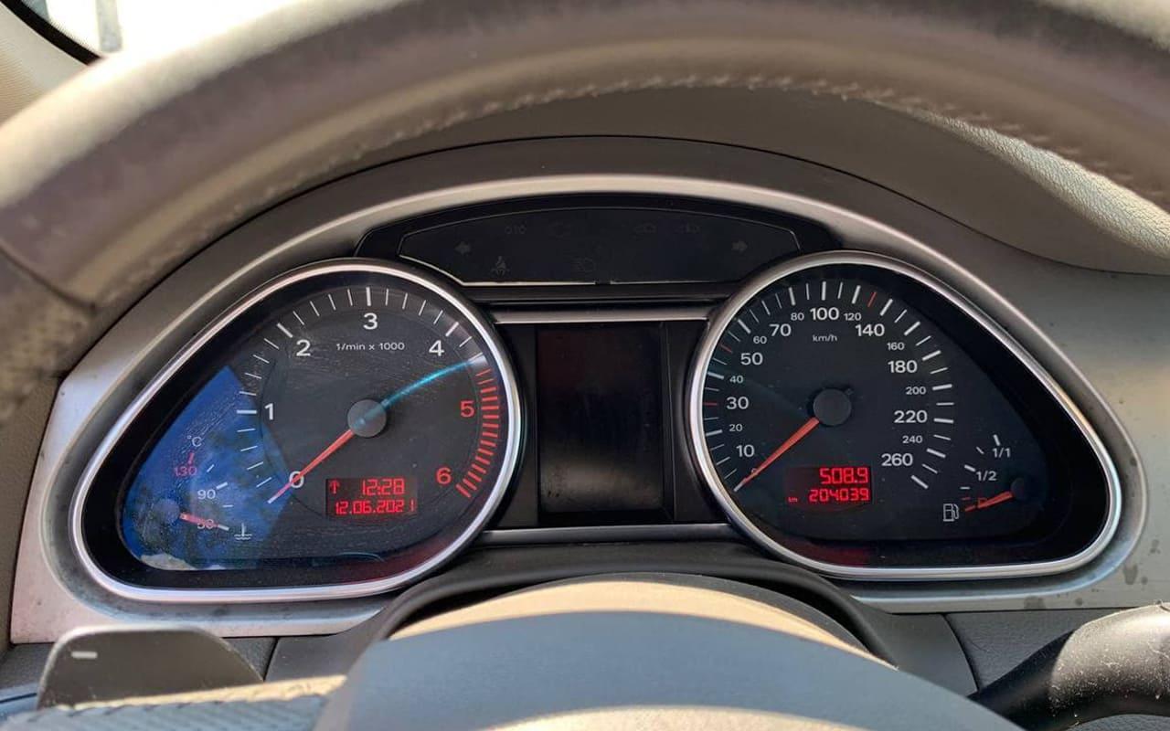 Audi Q7 S-Line 2006 фото №17