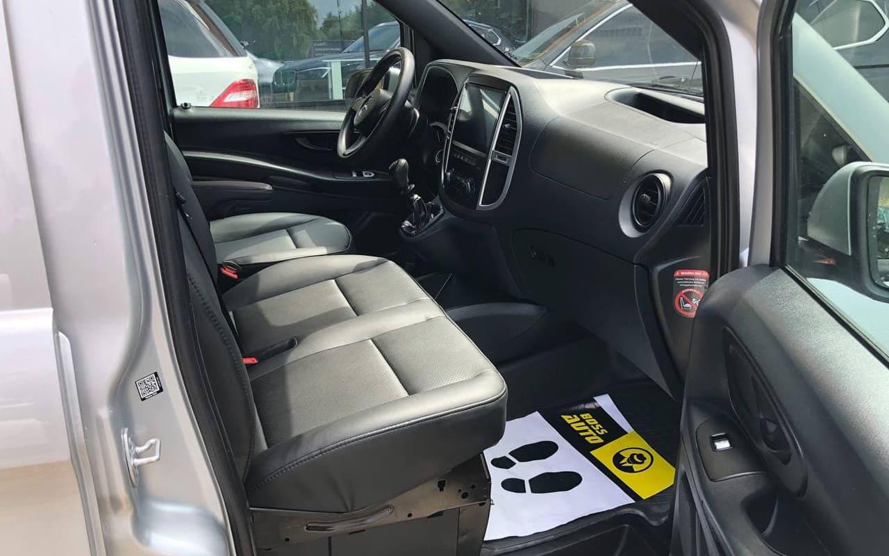 Mercedes-Benz Vito 116 2017 фото №16