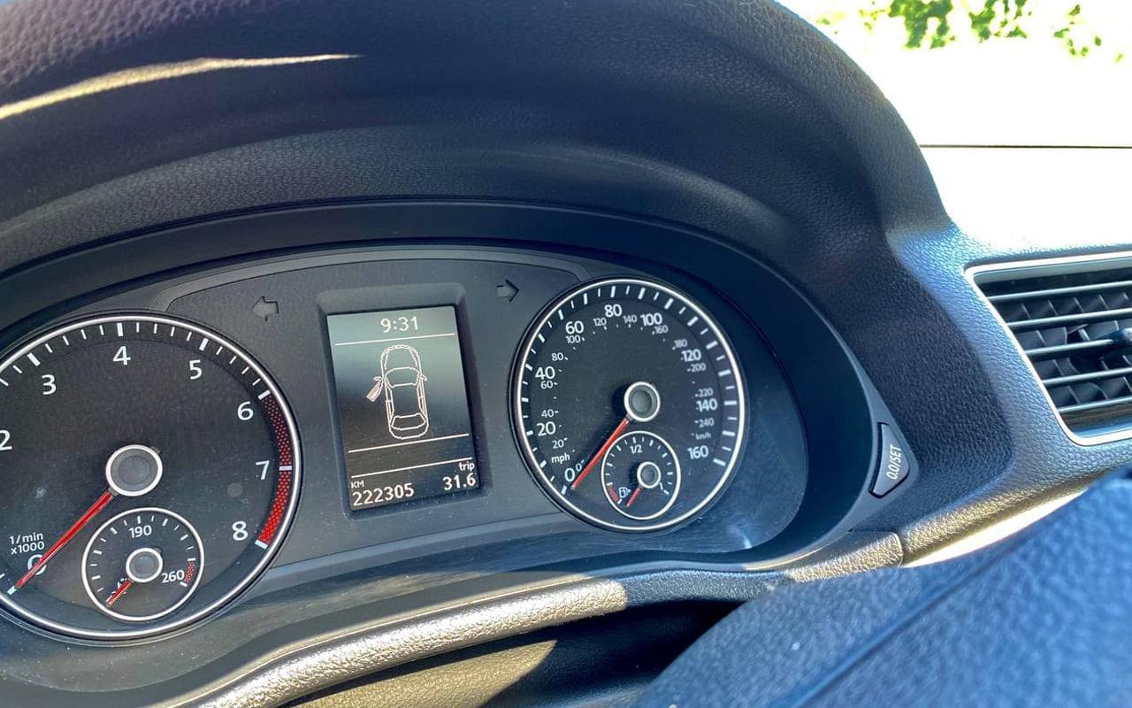 Volkswagen Passat 2012 фото №15