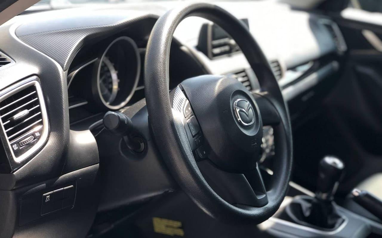 Mazda 3 2014 фото №15