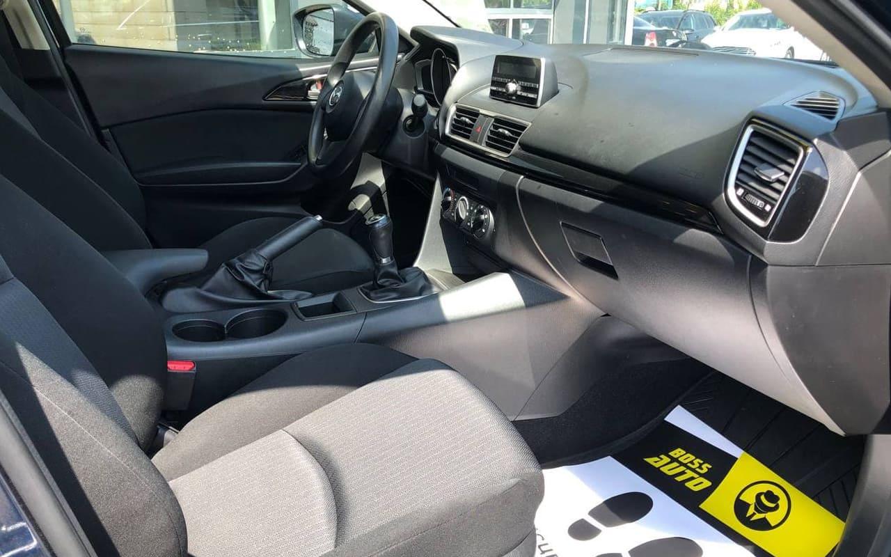 Mazda 3 2014 фото №17