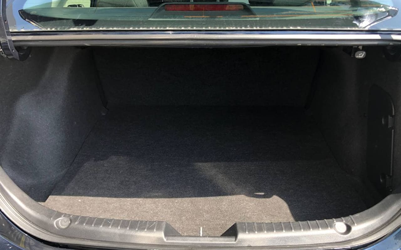 Mazda 3 2014 фото №19