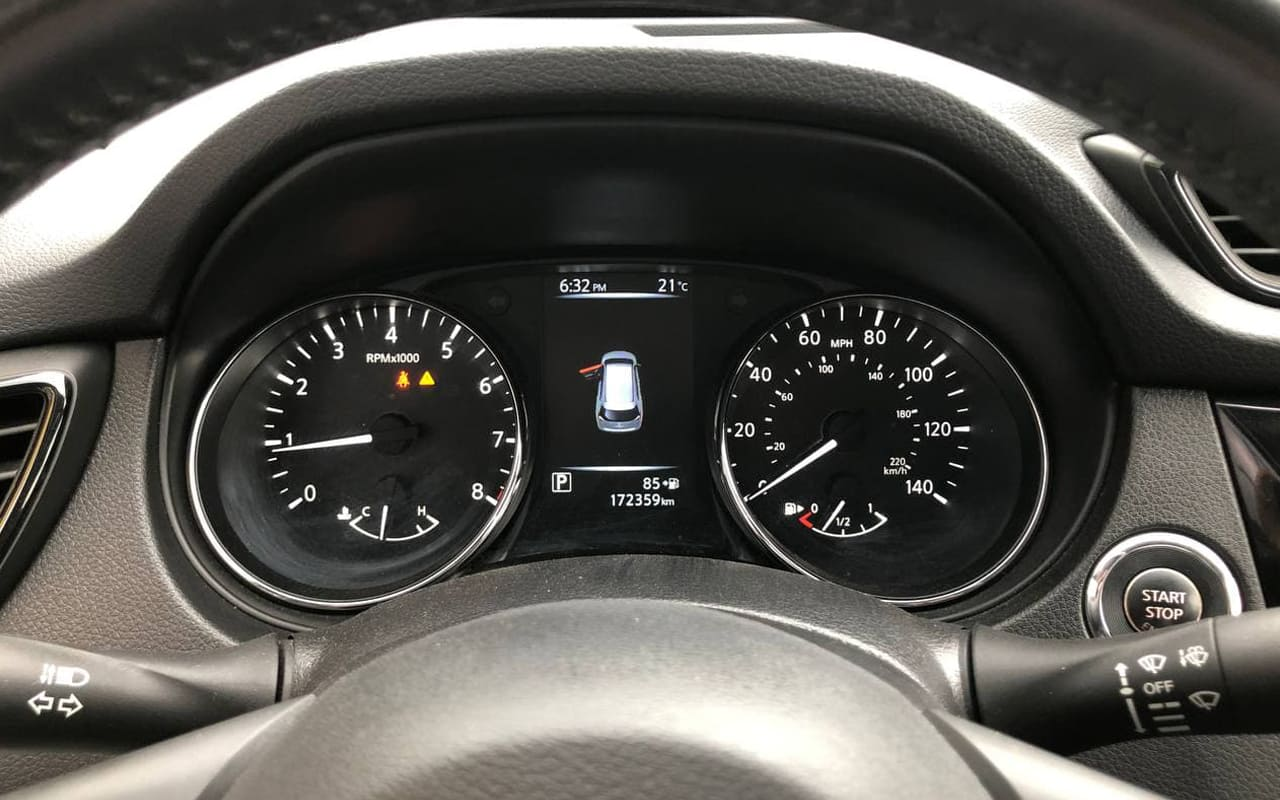 Nissan Rogue SV 2017 фото №16