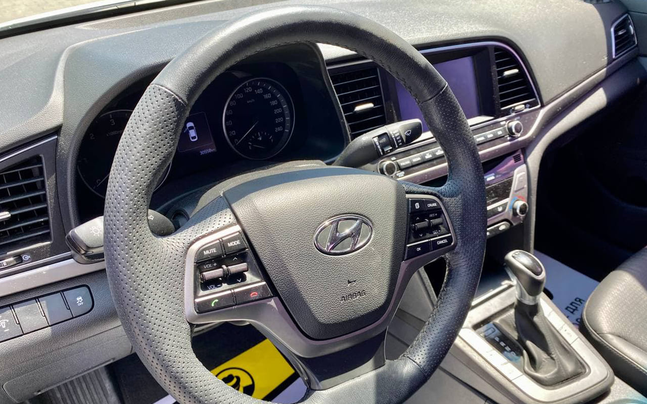 Hyundai Avante 2015 фото №15