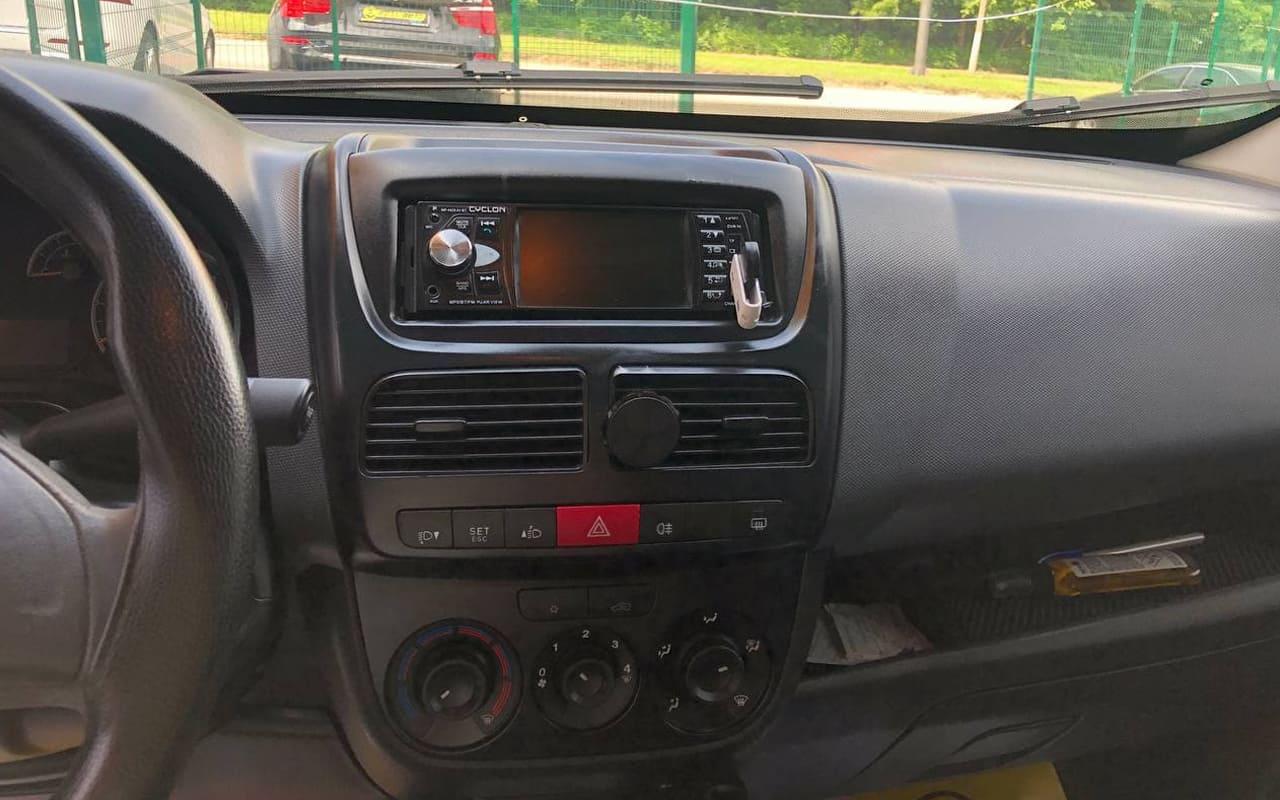 Fiat Doblo 2013 фото №11