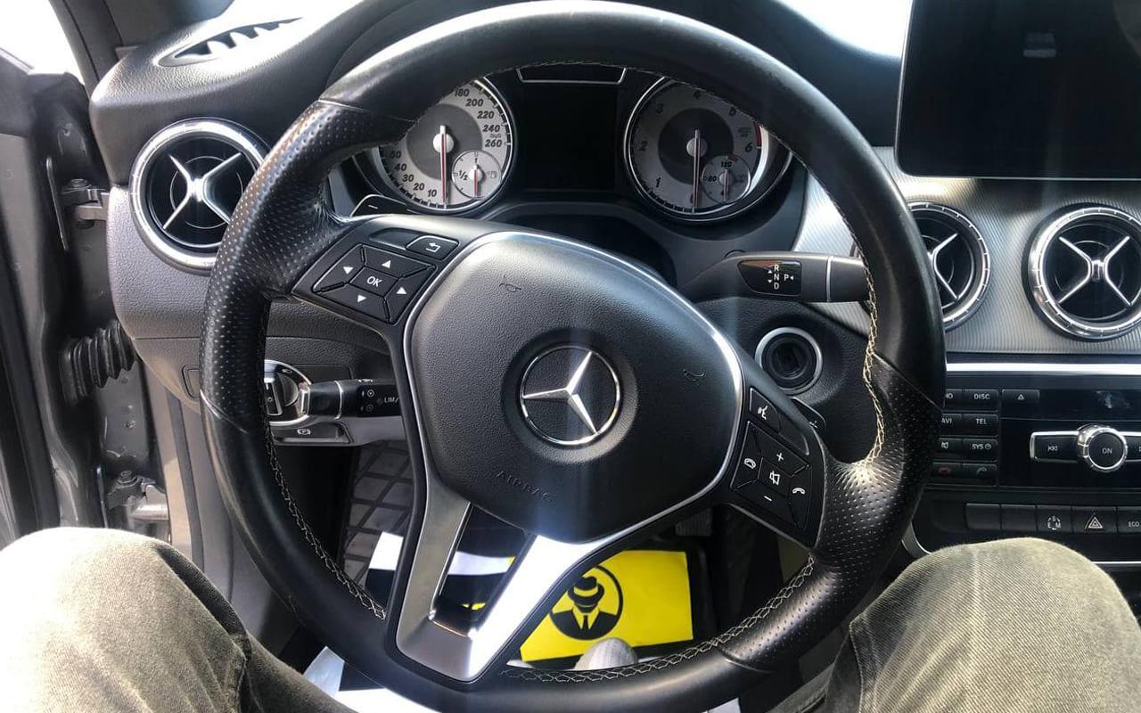 Mercedes-Benz CLA 220 2013 фото №15