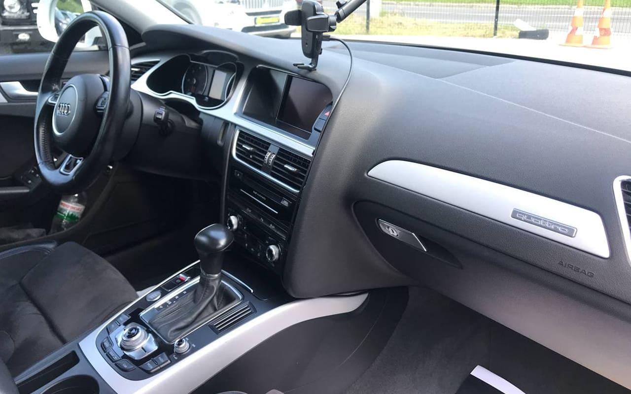 Audi A4 Allroad 2016 фото №11