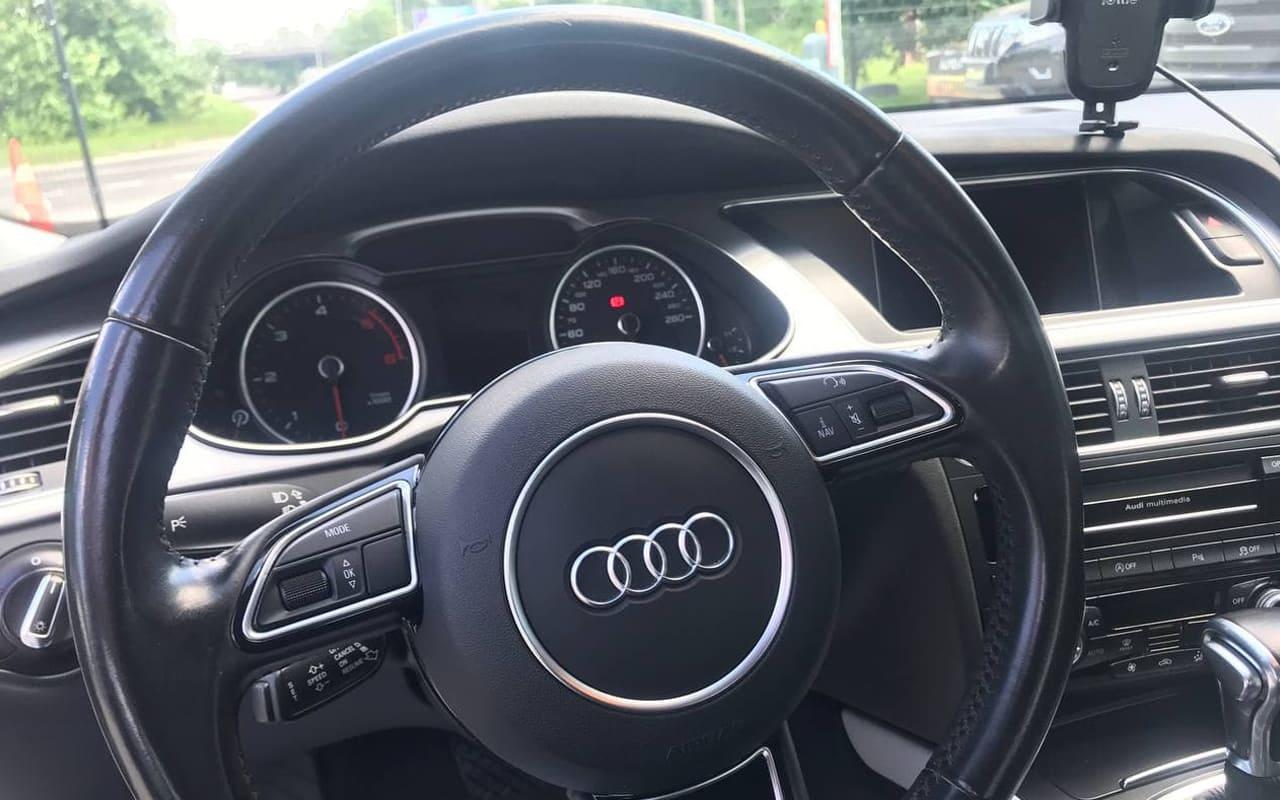 Audi A4 Allroad 2016 фото №13