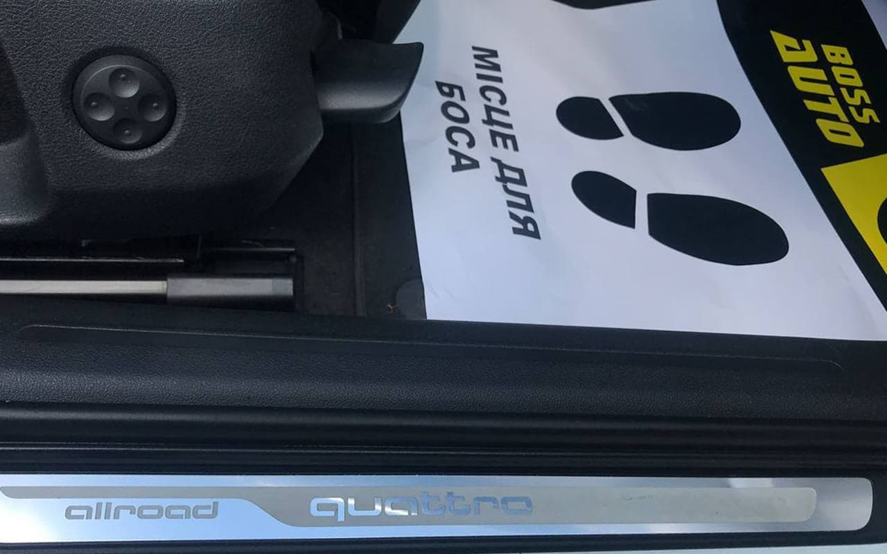 Audi A4 Allroad 2016 фото №14