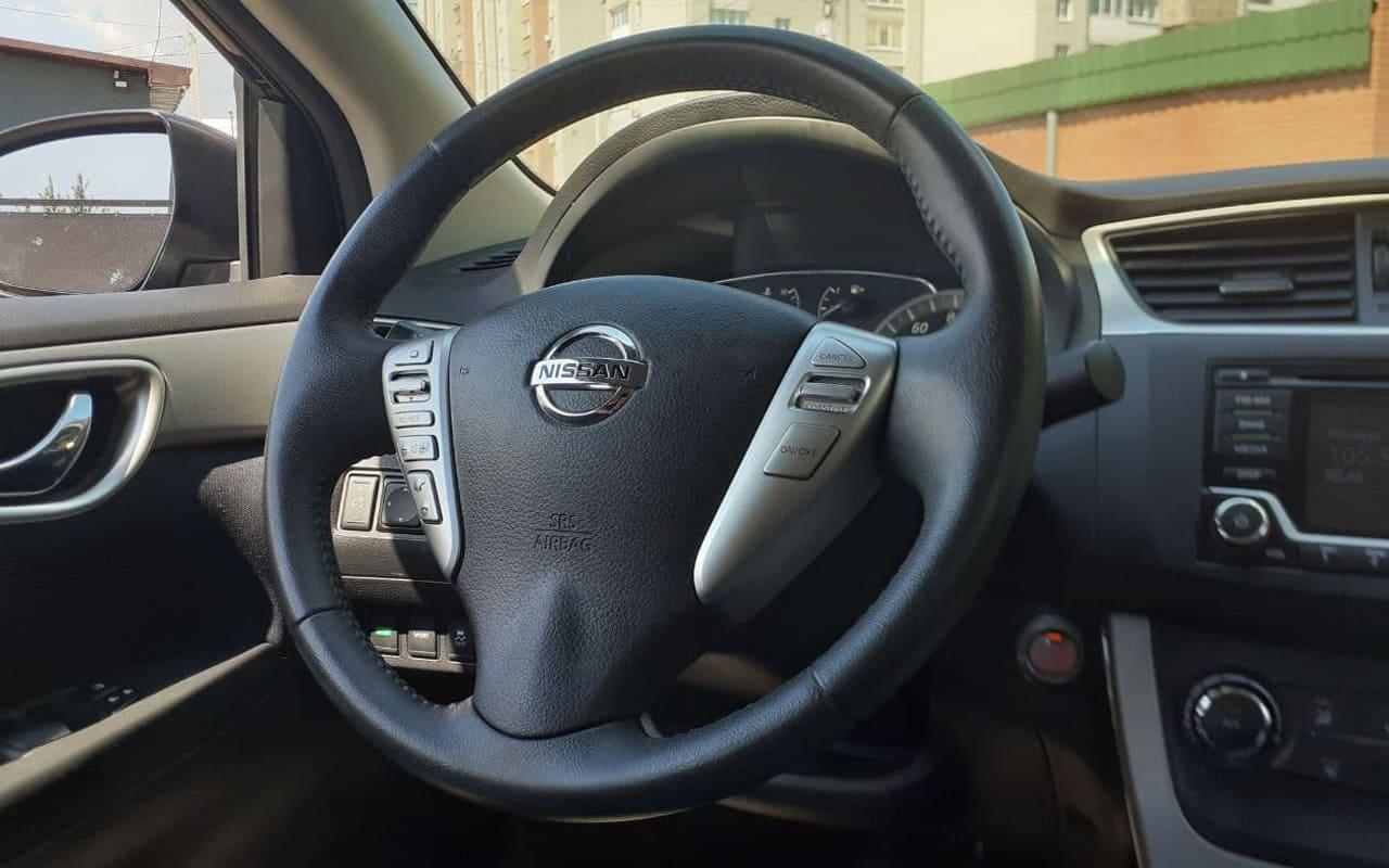 Nissan Sentra 2015 фото №17