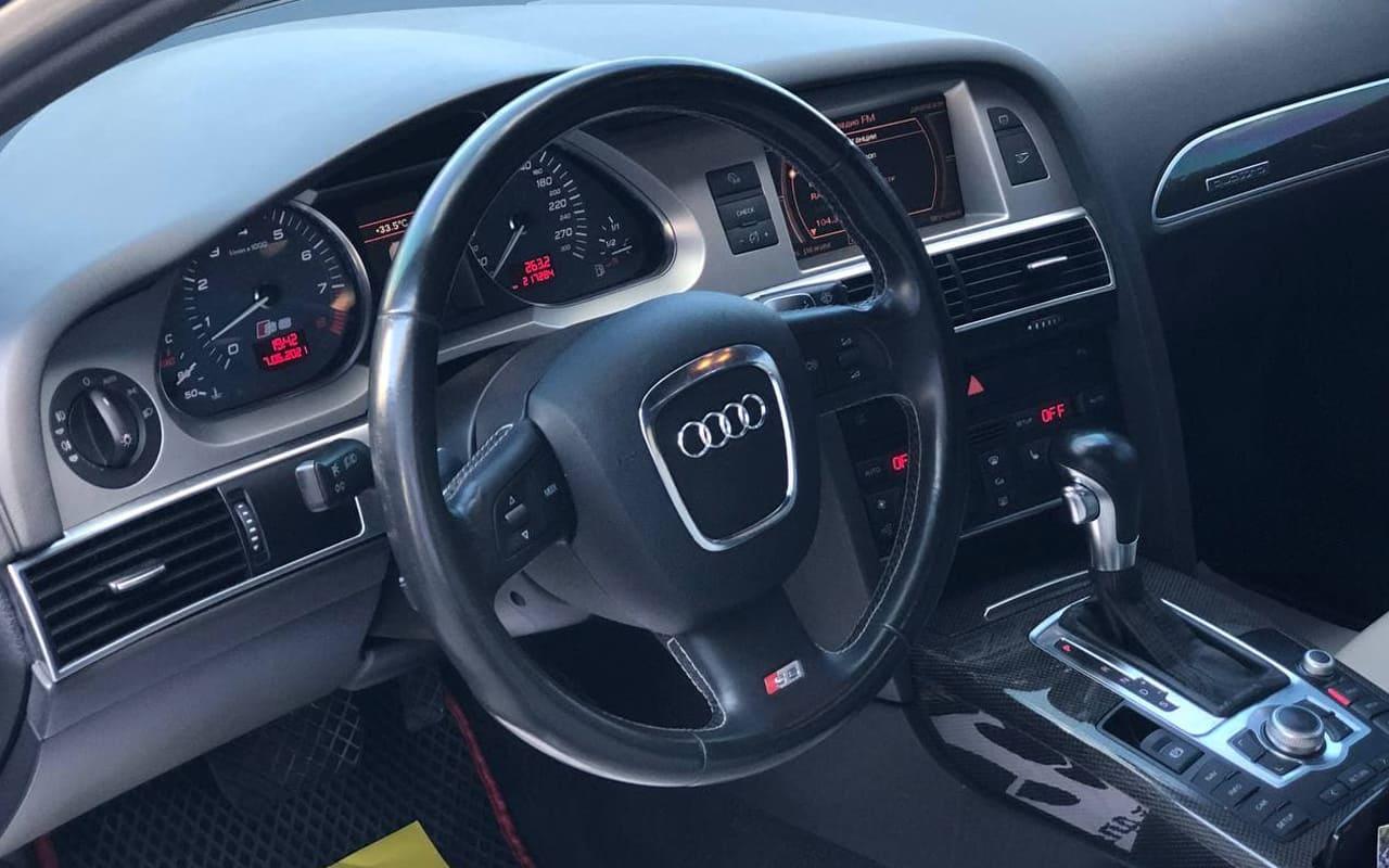 Audi S6 Premium 2007 фото №16