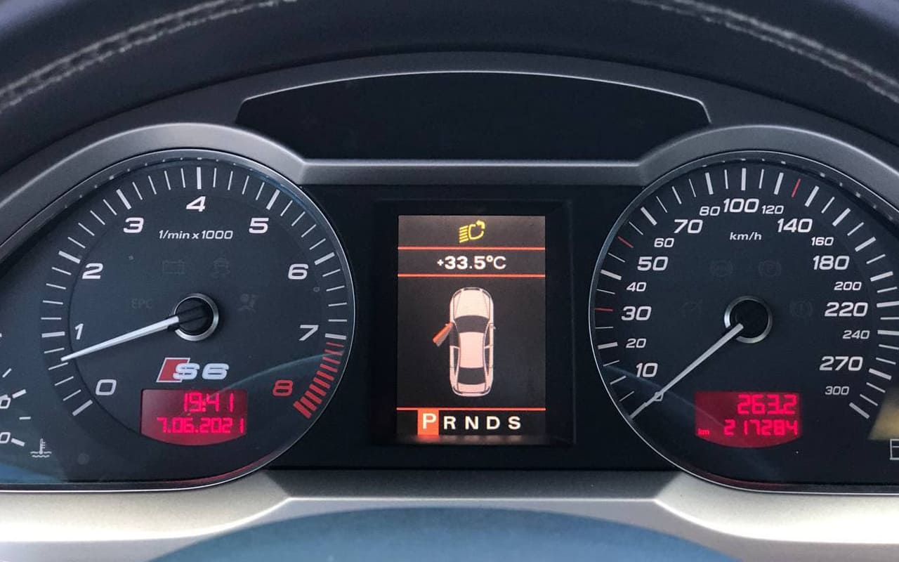 Audi S6 Premium 2007 фото №17
