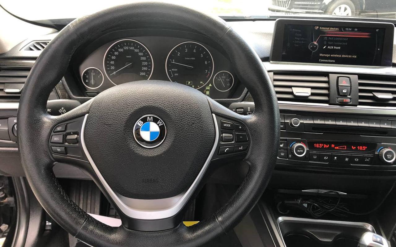 BMW 328 2014 фото №14