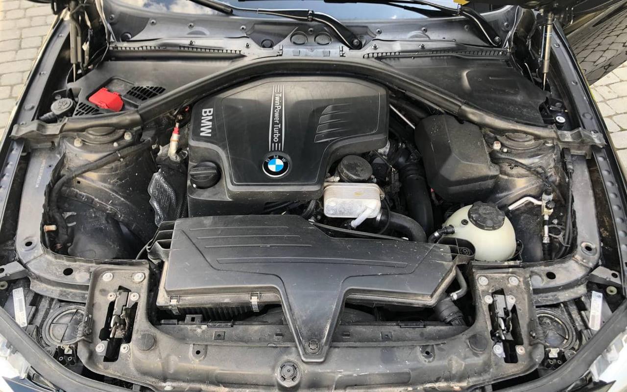 BMW 328 2014 фото №17