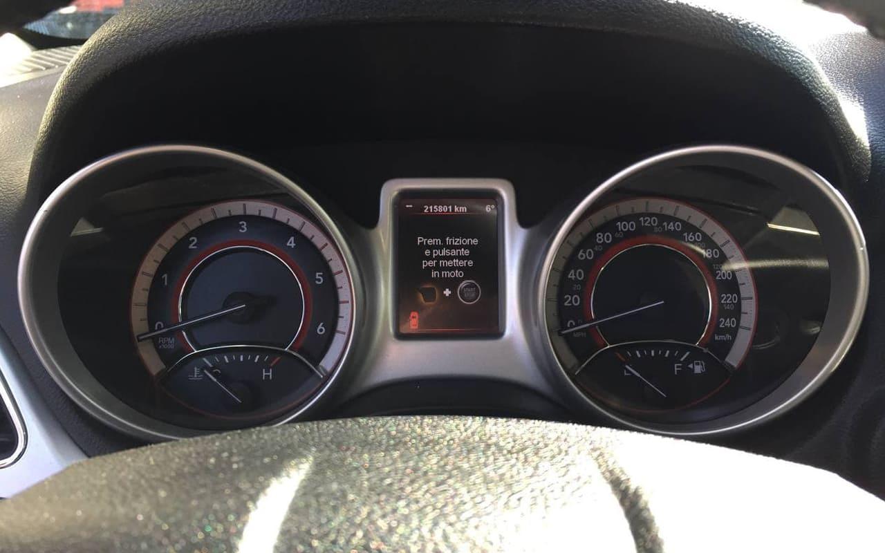 Fiat Freemont 2012 фото №13
