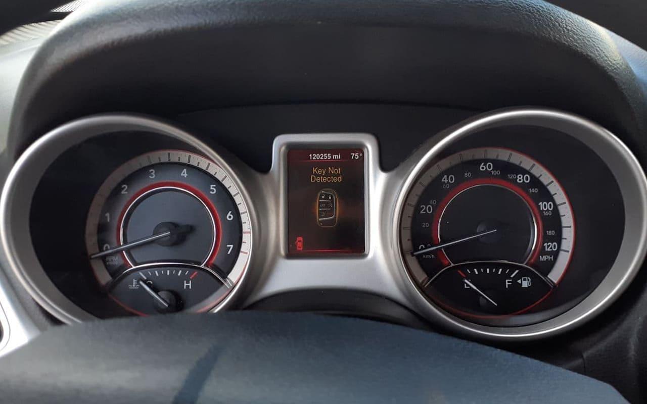 Dodge Journey 2014 фото №13