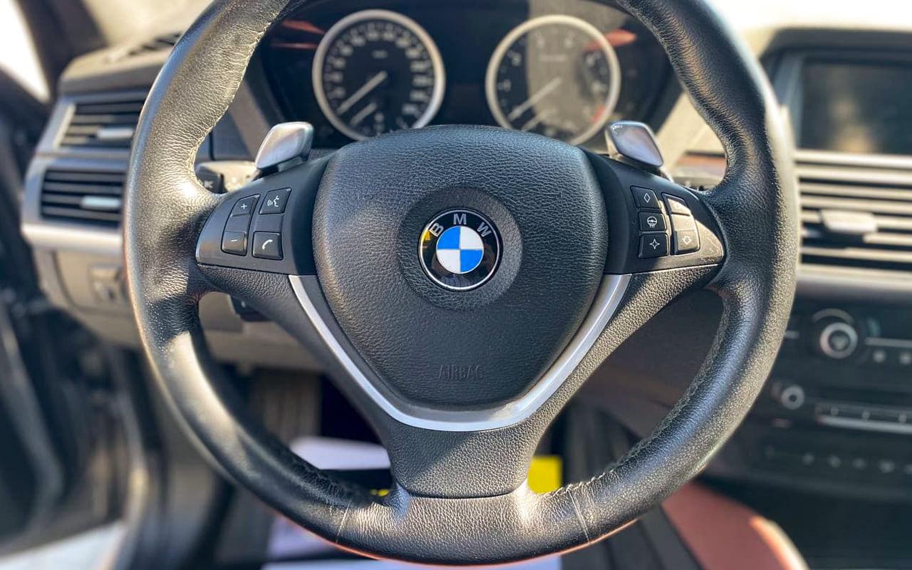 BMW X6 2008 фото №16
