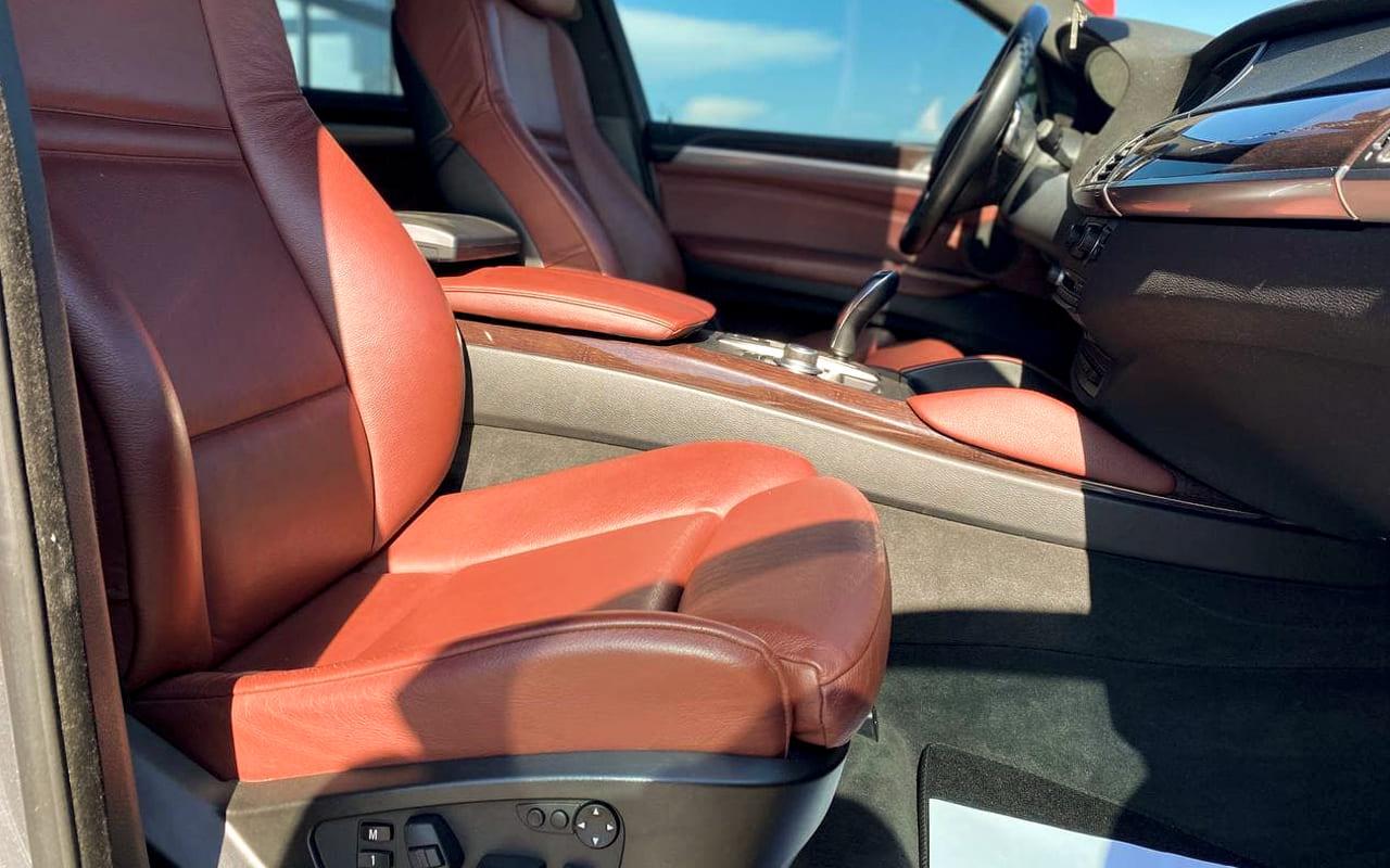BMW X6 2008 фото №19