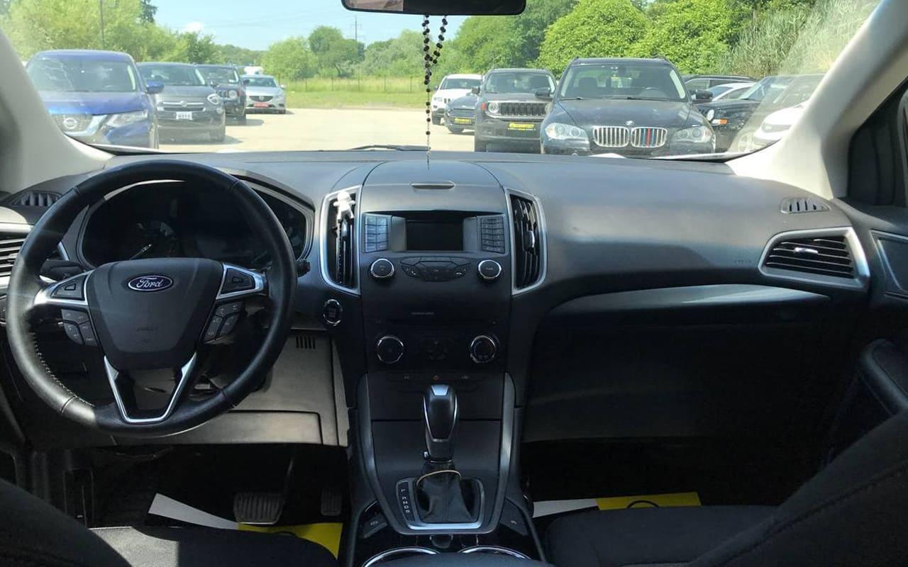 Ford Edge SE 2018 фото №8
