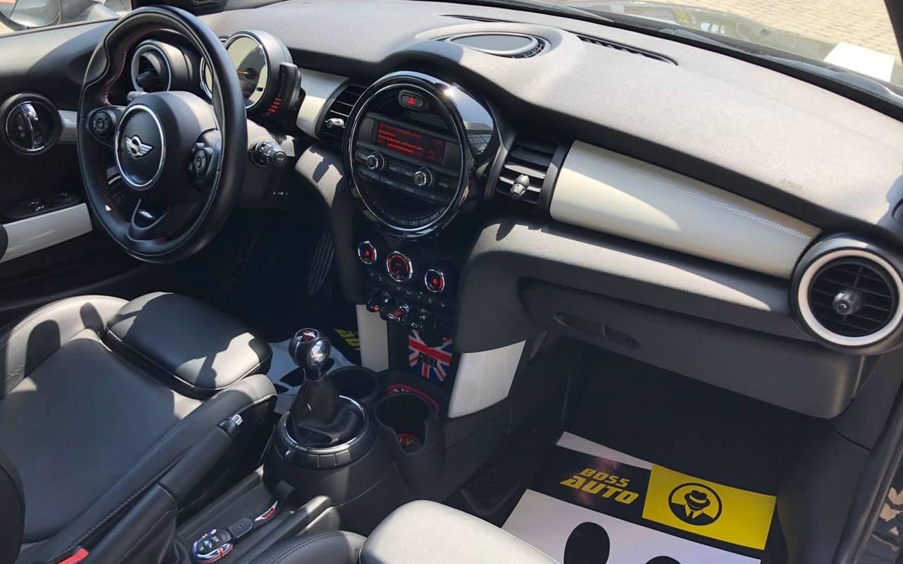 MINI Cooper S 2015 фото №17