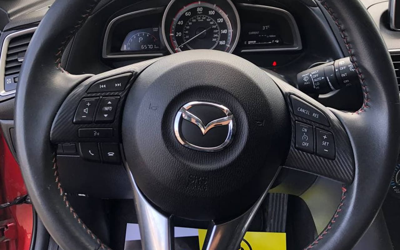 Mazda 3 Touring 2016 фото №15