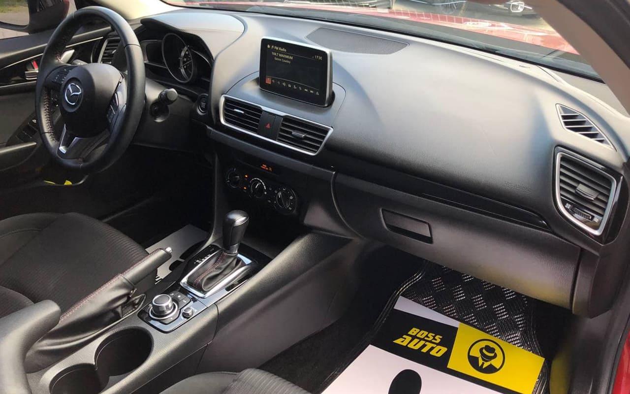 Mazda 3 Touring 2016 фото №18