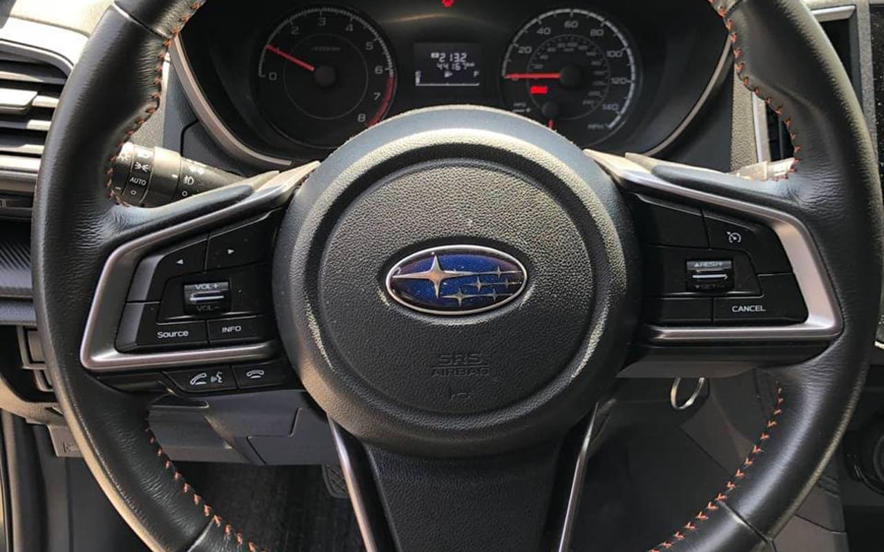 Subaru Crosstrek Premium 2019 фото №11