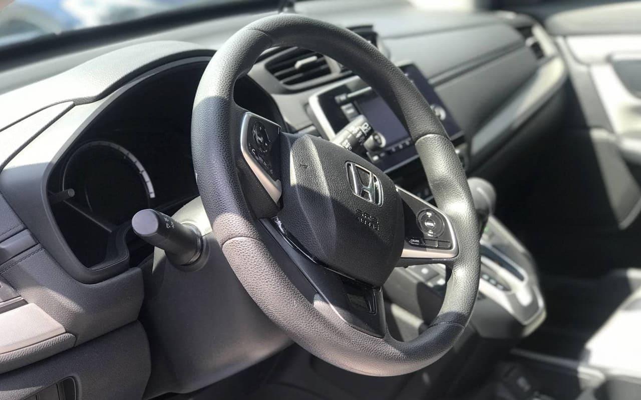 Honda CR-V Lx 2019 фото №6