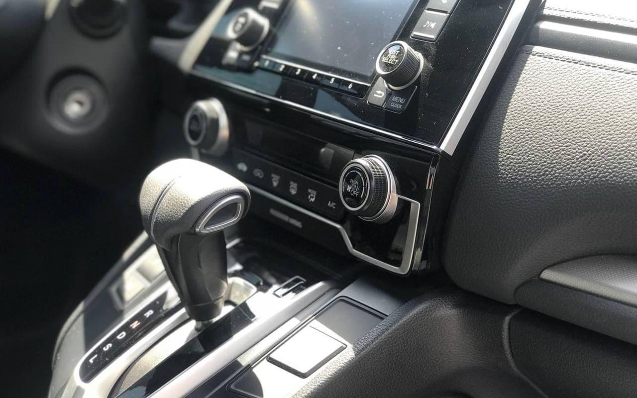 Honda CR-V Lx 2019 фото №8