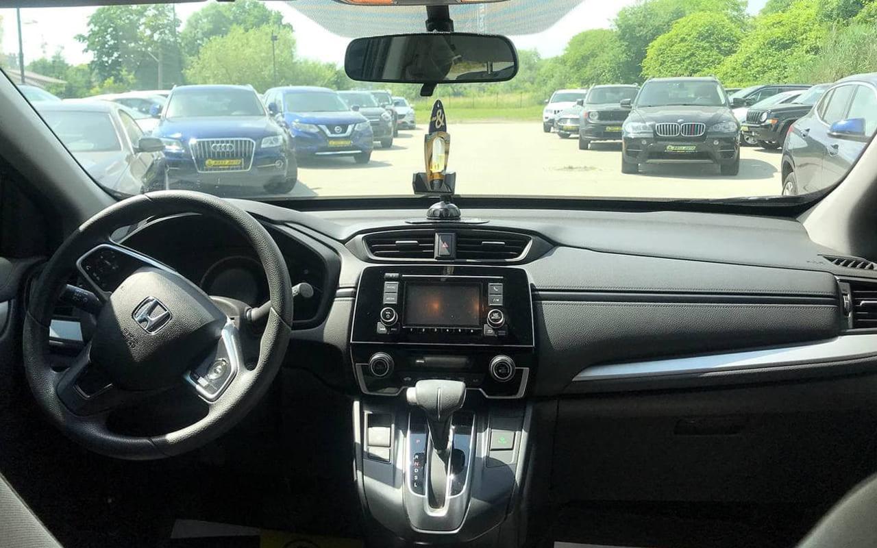 Honda CR-V Lx 2019 фото №9