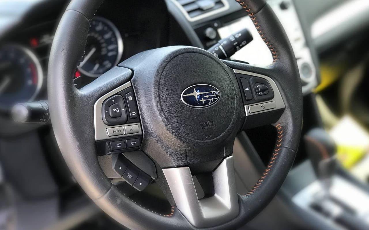 Subaru Crosstrek Premium + EyeSight 2016 фото №9