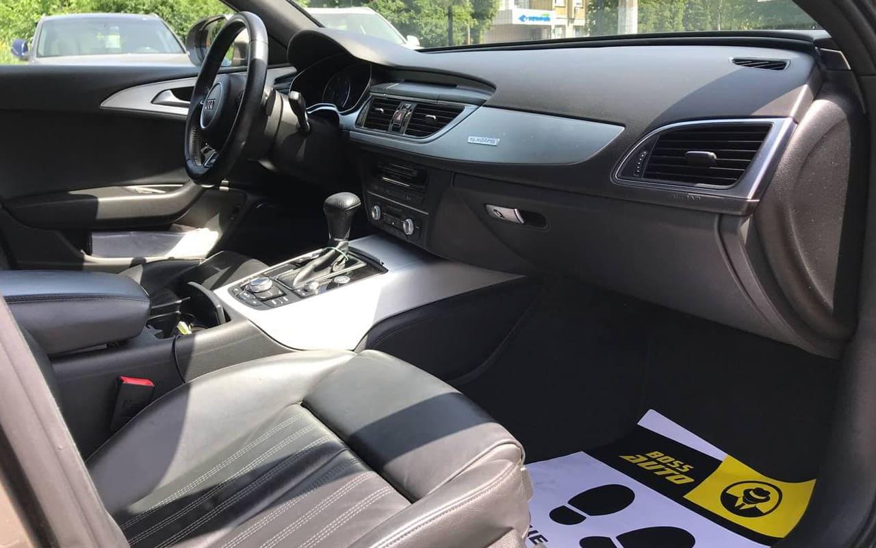 Audi A6 2014 фото №11