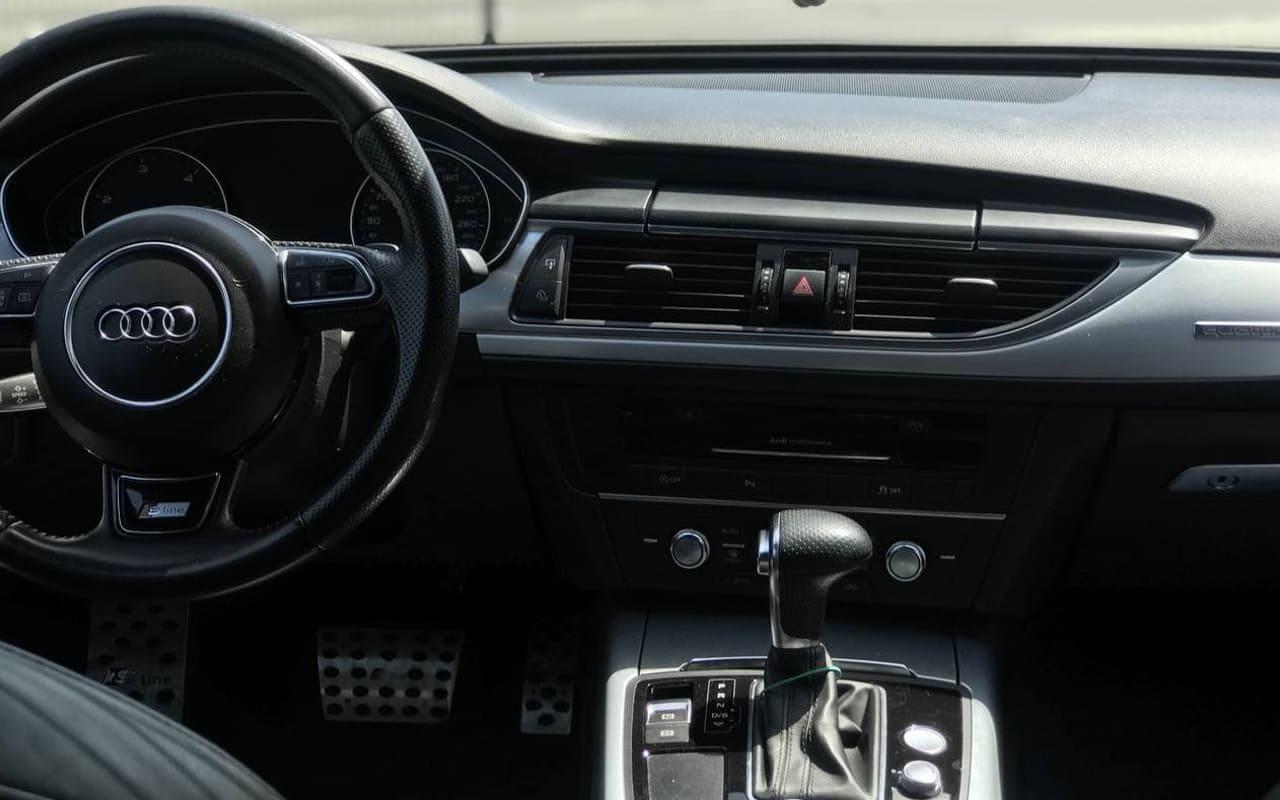 Audi A6 2014 фото №13