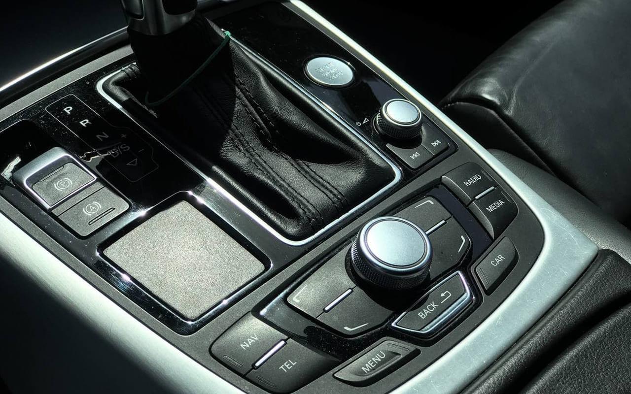 Audi A6 2014 фото №15