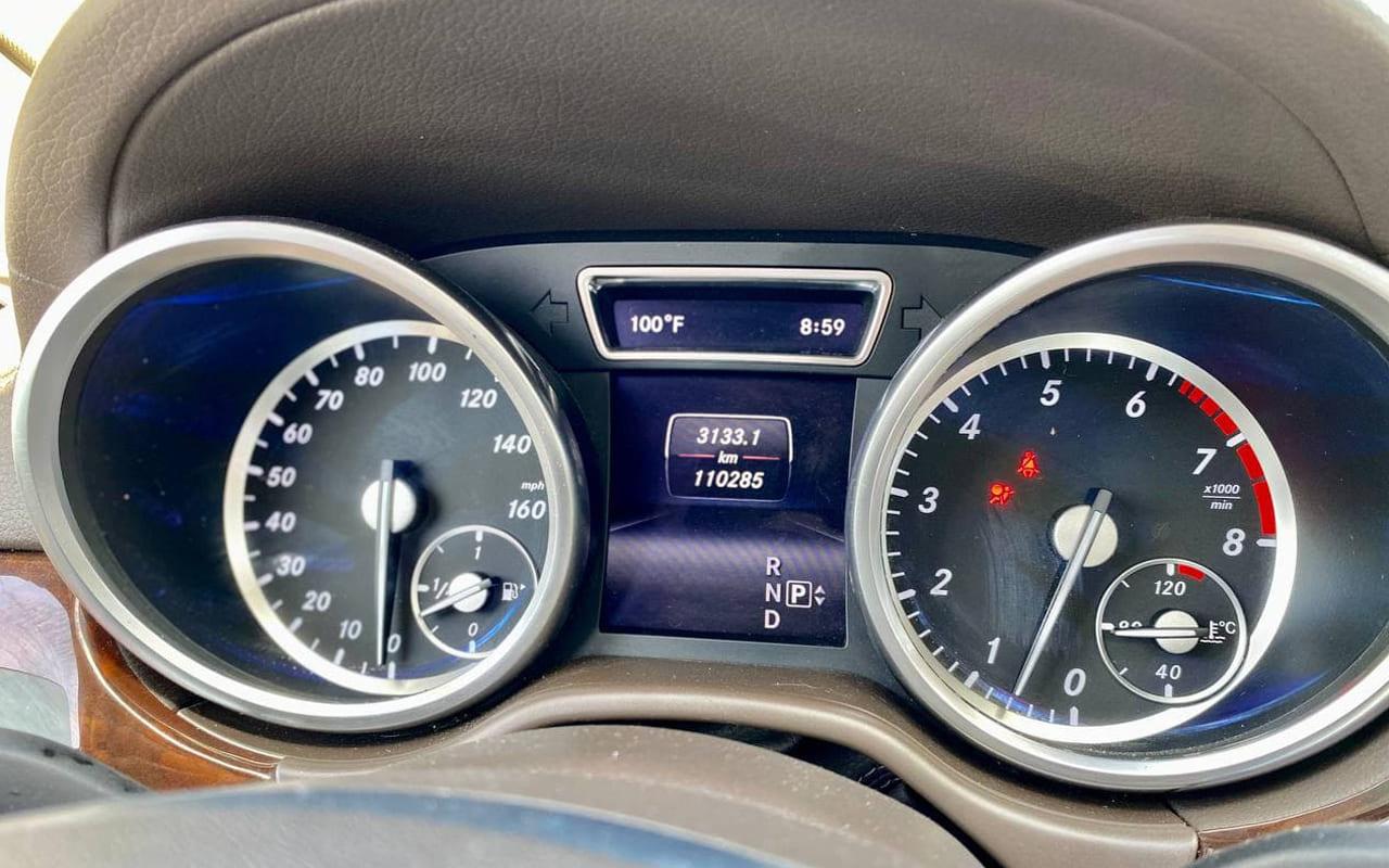 Mercedes-Benz GL 550 4Matic 2014 фото №19