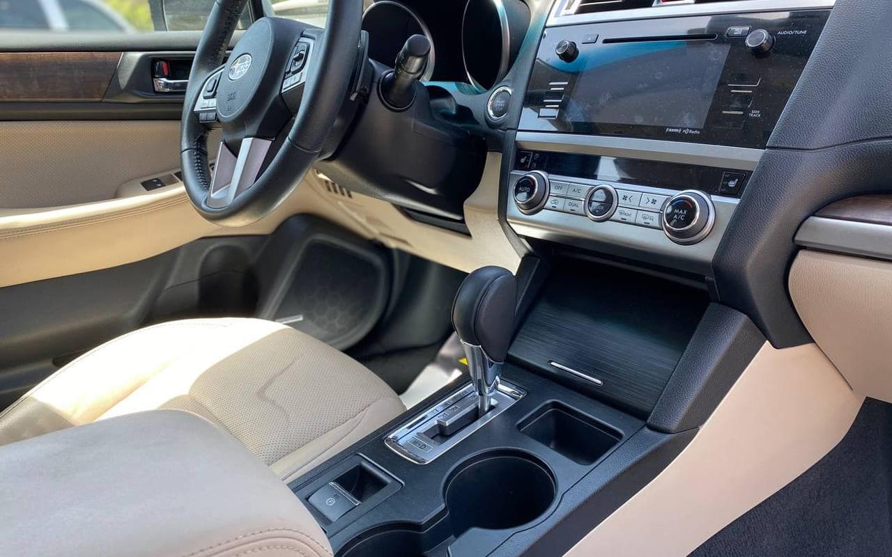 Subaru Outback 2016 фото №14