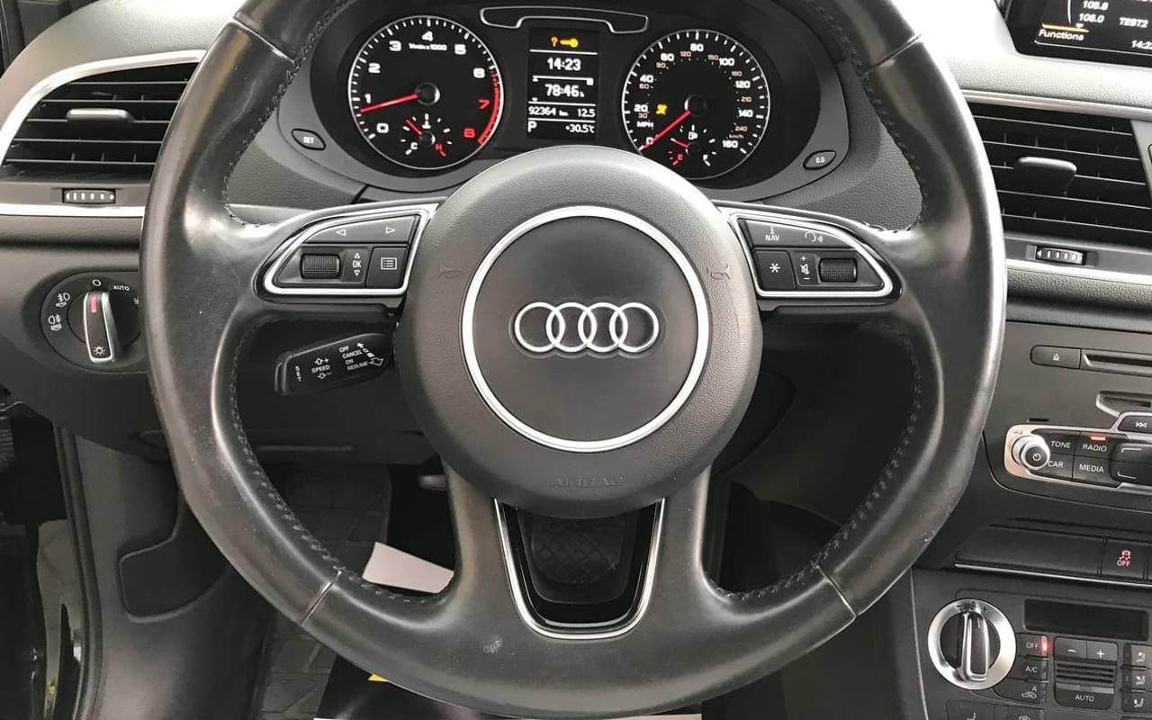 Audi Q3 2014 фото №17